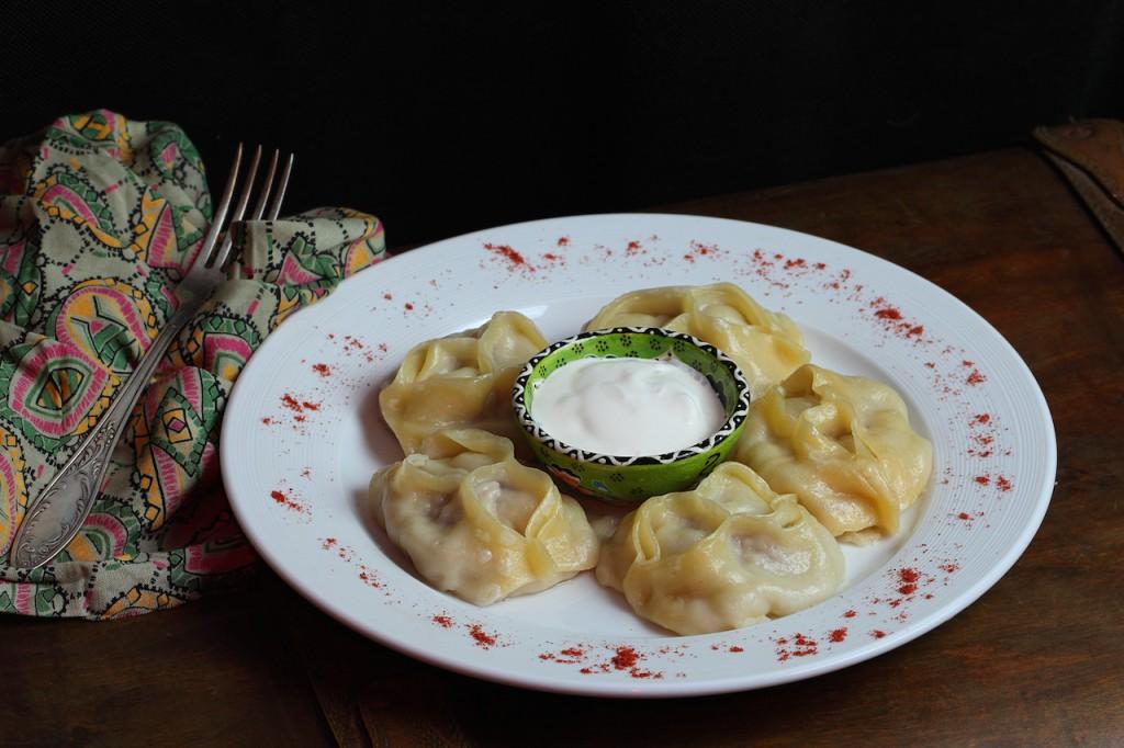 モンゴル伝統食